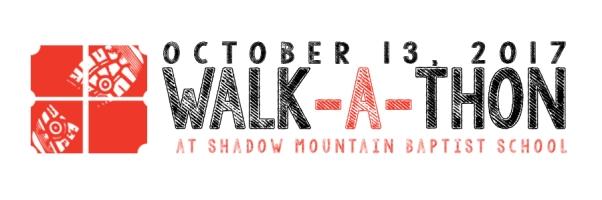walk a thon logo 2017